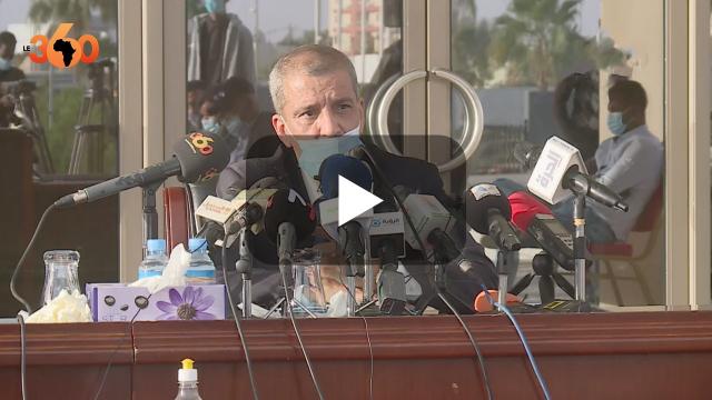 Vidéo. Port de Nouakchott: 200 millions de dollars partaient en fumée