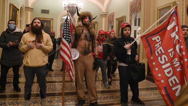 Capitole - invasion - élection US 2021