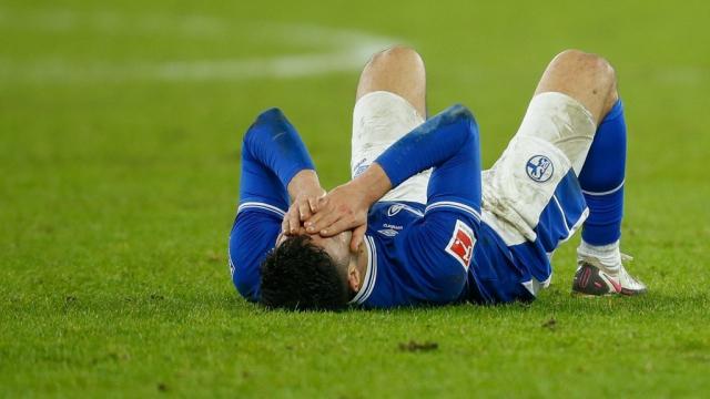 Amine Harit - Schalke - déception