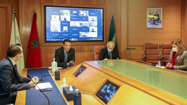 Conseil Maroc-Arabie Saoudite