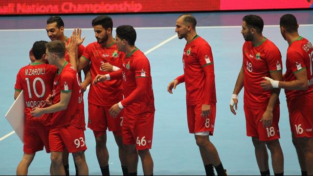 Équipe nationale de handball