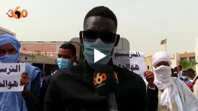 Vidéo. Mauritanie: voici pourquoi les prestataires de l'enseignement public refusent de reprendre les cours