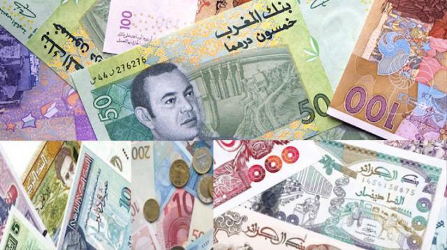 Monnaies maghrébines