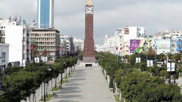Tunis confinement
