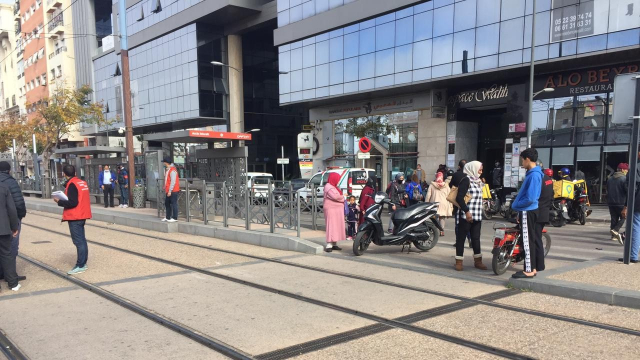 insolite tram 5