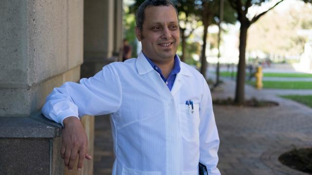 Professeur Lbachir BenMohamed