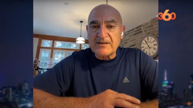 Le Dr Moncef Slaoui -