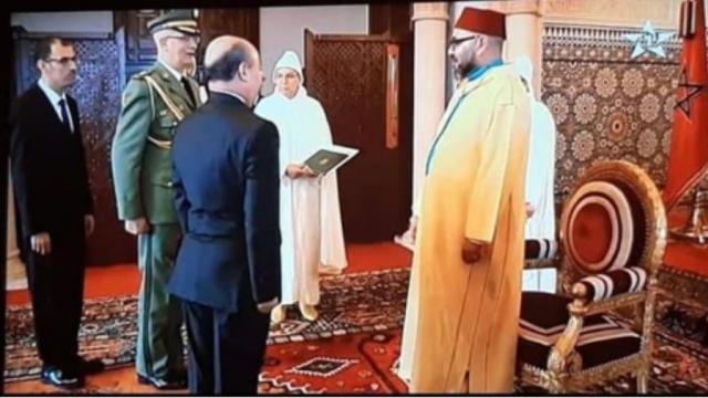 Ambassadeur Algérie