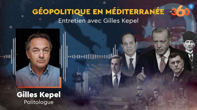 Cover : Podcast | Entretien avec Gilles Kepel