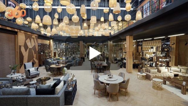 Cover: Marrakech: La marque de meubles et déco Sketch Design ouvre un showroom de 3000m² à Sidi Ghanem