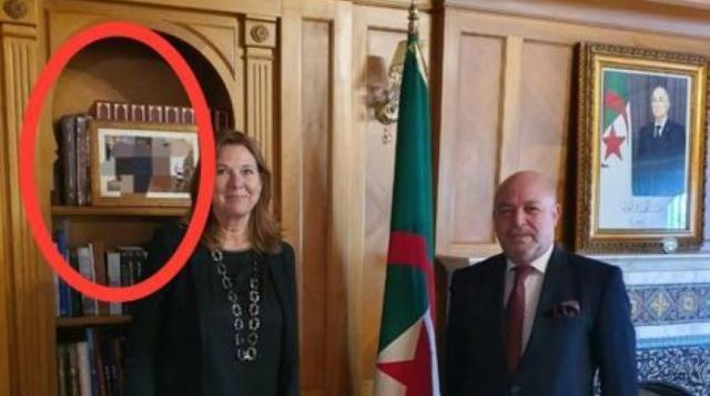 Photo tweet ambassadeur algérie
