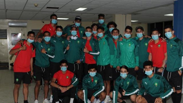 Arrivée en Mauritanie de la délégation de la sélection nationale U20.