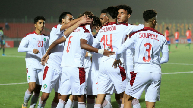 Maroc U20-5