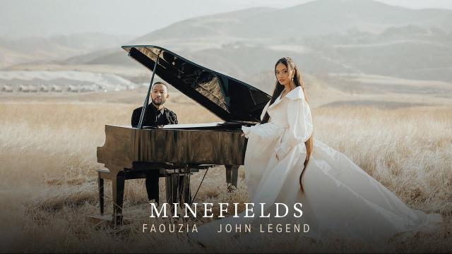 Faouzia et John Legend