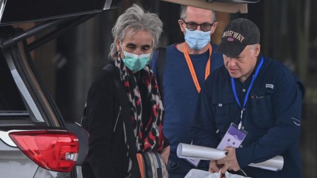 OMS - Equipe d'experts - coronavirus - Wuhan - Enquête