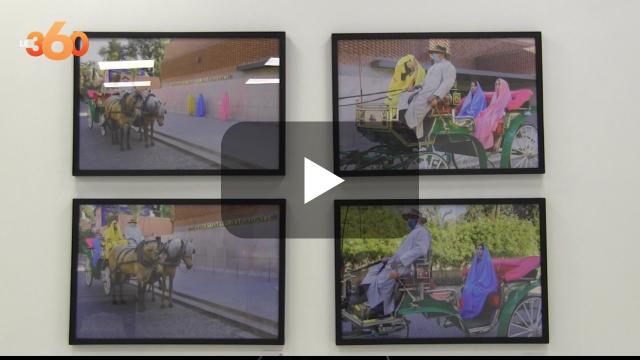 cover: Avec la participation de Hassan Hajjaj, opération de soutien aux calèches de Marrakech