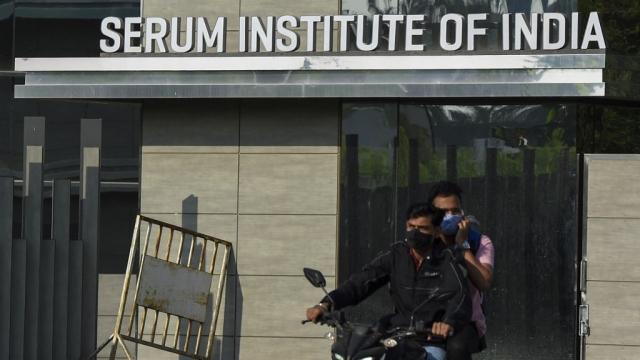 Serum Institute of India - Inde - Bombay - Vaccin - Coronavirus - Covid-19 - AstraZeneca