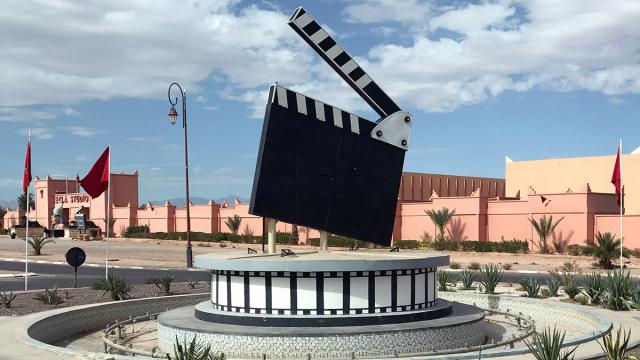 Ouarzazate - Météo