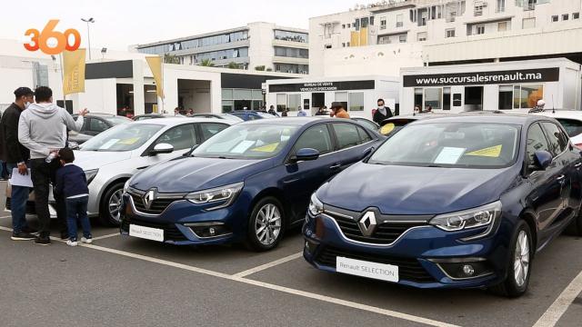 Cover : Renault Selection met en vente plus de 150 véhicules d'occasion «prêts à partir»