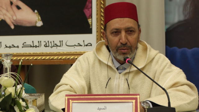 Mohamed Larbi Belcaid  maire de Marrakech