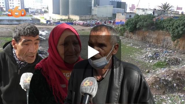 Cover_Vidéo: سكان بالبيضاء يستغيثون بسبب حفرة عميقة تهدد أطفالهم