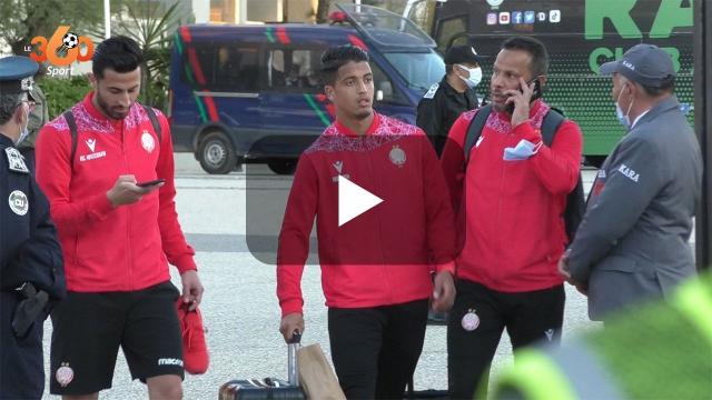 Vidéo. Wydad-Raja: La réaction des Rouges après le derby