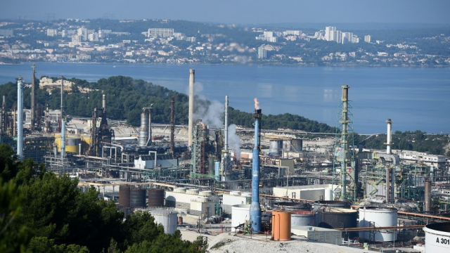 Total BioRefinery - La Mède - Marseille - France - Hydrogène - Transition