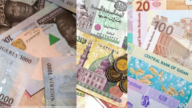 Monnaies africaines