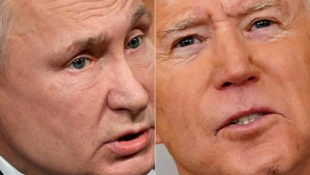 Poutine - Biden
