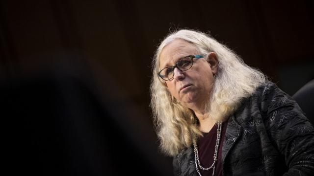 Rachel Levine - Etats-Unis - Transgenre - Administration Biden - Washington