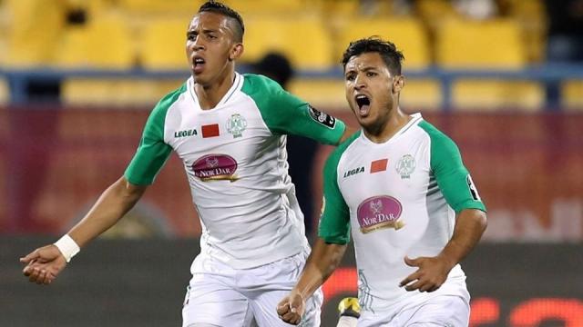Soufiane Rahimi et Abdelilah Hafidi