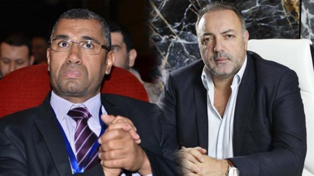 Abdellah Bouanou, maire de Meknès - Jonathan Harroch, PDG de City Club
