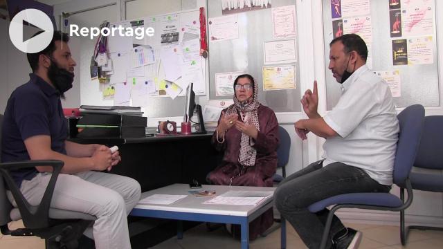 cover الأطفال وذوي الإحتياجات الخاصة على حافة التشرد بسبب قرار جماعة أكادير