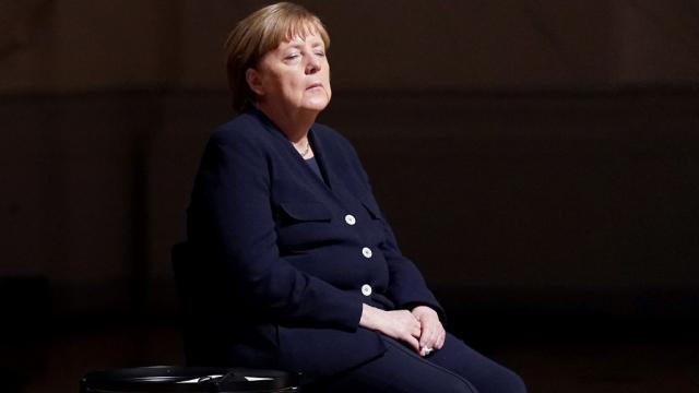 Angela Merkel - Succession - Allemagne