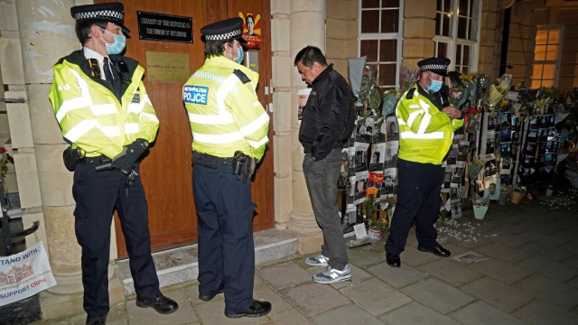 Ambassade Birmanie Londres - Ambassadeur - Junte militaire - Royaume-Uni