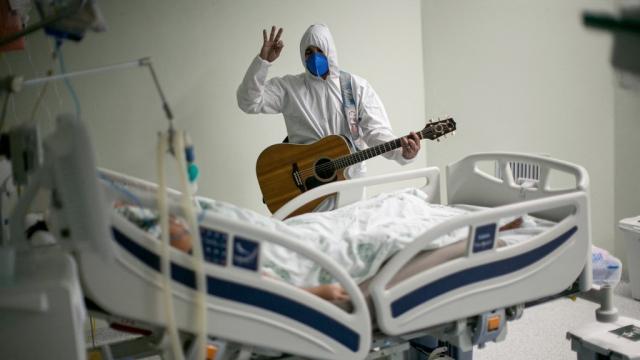 Brésil - Coronavirus - Covid-19 - Hôpital