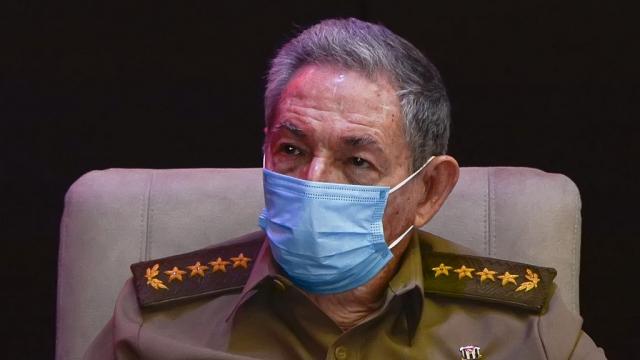 Raul Castro - Cuba - Départ