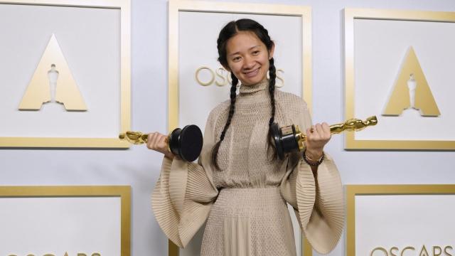 Chloé Zao - Oscars 2021 - Hollywood