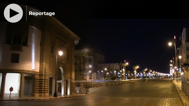 Cover : الحظر الليلي.. هكذا بدت مُدن مغربية في أولى ليالي شهر رمضان