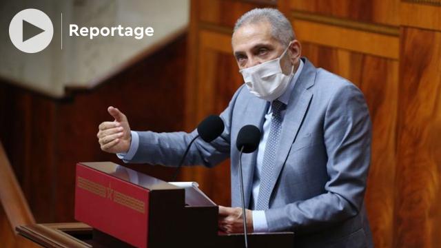 Cover Vidéo -  حظر التجول الليلي: الحكومة تفكر في دعم بعض الحرف المتضررة في رمضان
