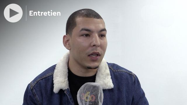 cover:Les objectifs du Label de Hip Hop new District selon le rappeur Bawss