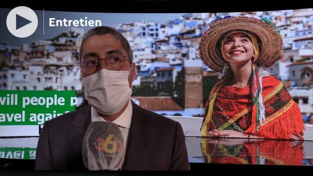 cover L'ONMT présente son plan de relance du tourisme