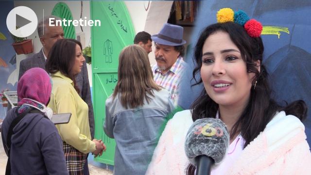 "cover إبتسام العروسي: هاد الشي علاش كلشي فششني في ""كلنا مغاربة"""
