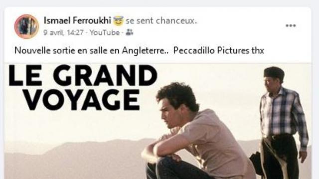 le grand voyage facebook