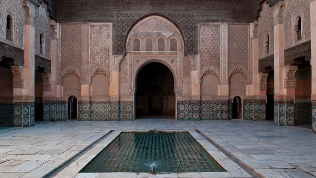 Medersa Ben Youssef - Marrakech - Météo