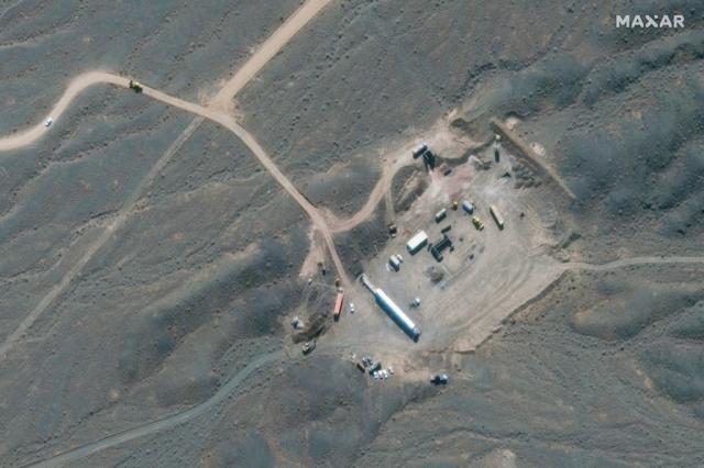 Natanz - Site nucléaire - Iran