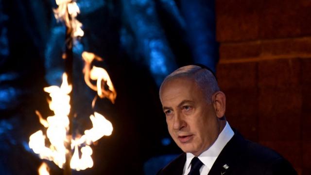 Netanyahu - Holocauste - Israël - Yad Vashem - Shoah - Nucléaire iranien