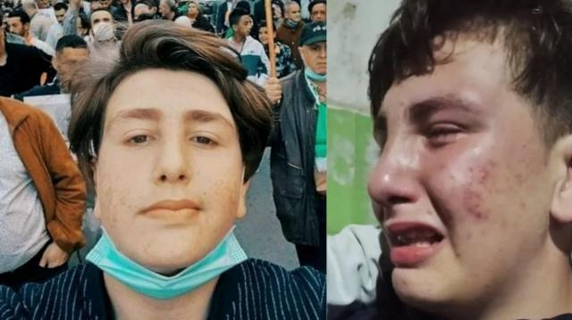 Vidéos. Horreur et scandale en Algérie: un adolescent de 15 ans, manifestant du Hirak, violé par la police