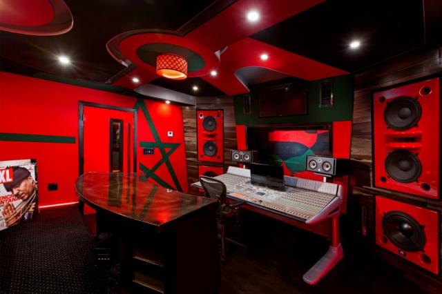 Hidden Hills studio