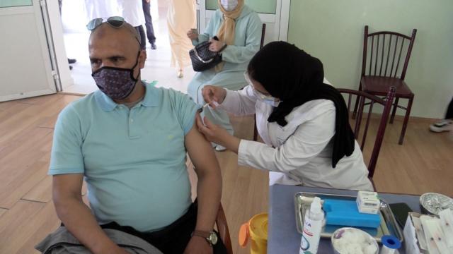 Vaccination des 55-60 ans